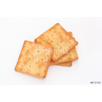 Brown square cracker 64239