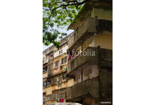 Small Apartment Building in India 64239