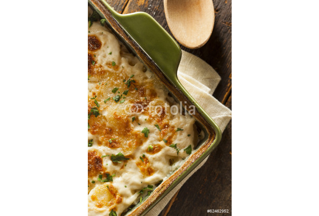 Homemade Cheesey Scalloped Potatoes 64239