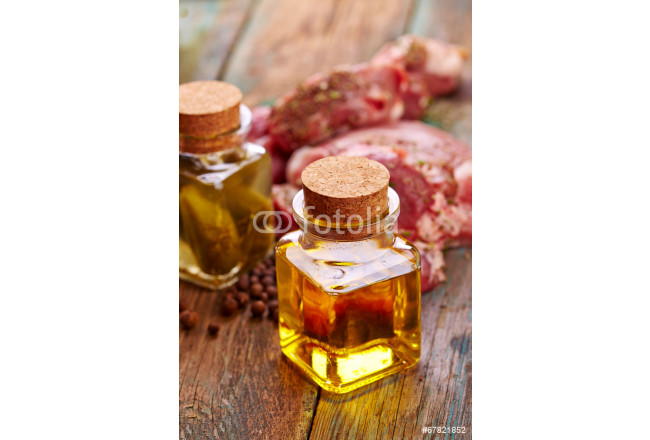 Oil and meat 64239