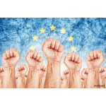 European Labour movement, workers union strike 64239