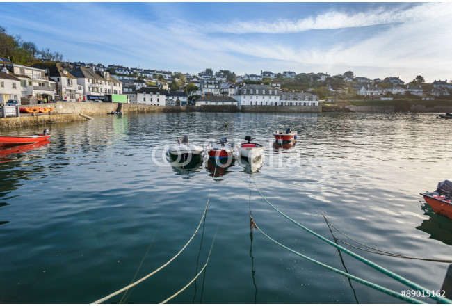 St Mawes, Cornwall, England. 64239