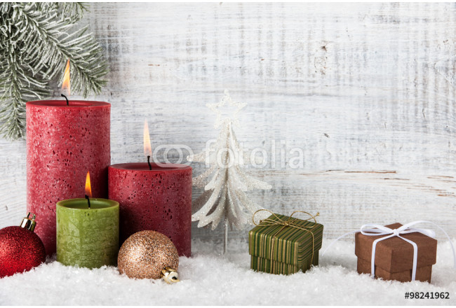 Christmas and New Year background 64239