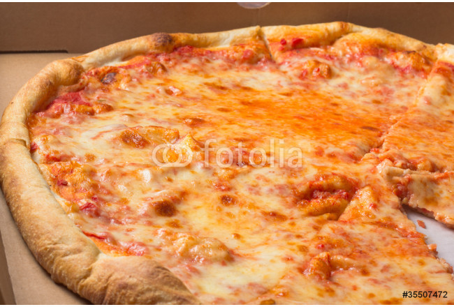 Authentic New York Style Cheese Pizza 64239