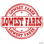 Lowest fares stamp 64239