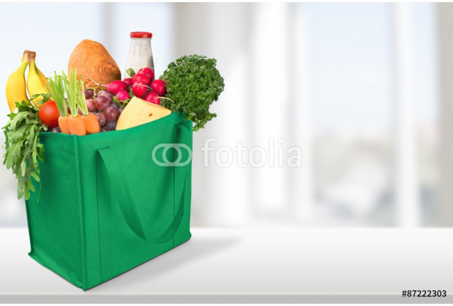 Groceries, Shopping, Bag. 64239