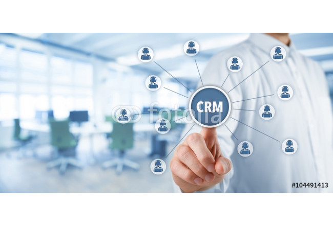 Customer relationship management CRM 64239