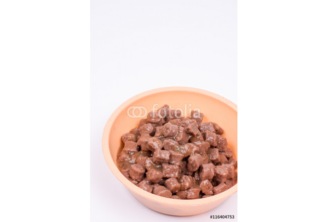 Beef pork chicken meat for dog and cat pets 64239