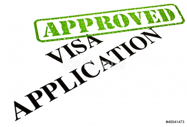 Visa Application APPROVED 64239