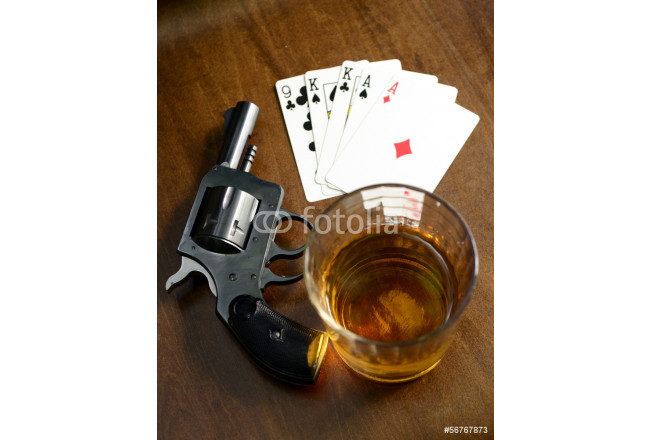 winning hand and a deadly poker game 64239