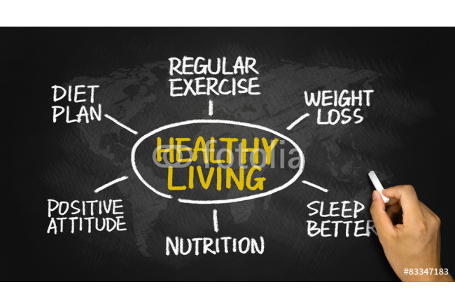 healthy living concept 64239