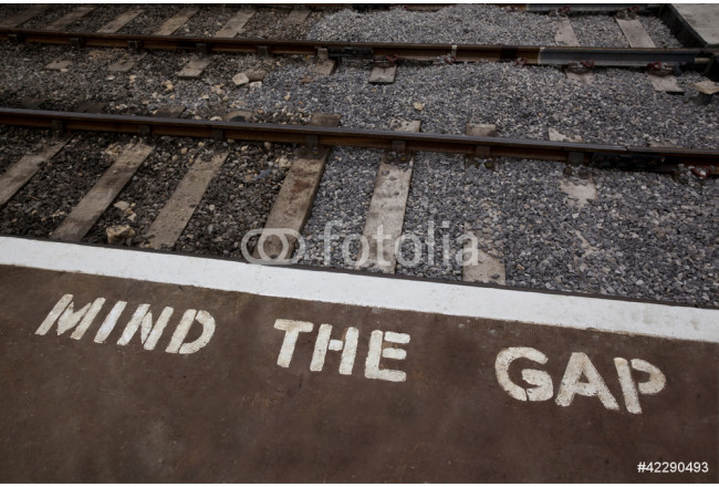 Mind the gap 64239