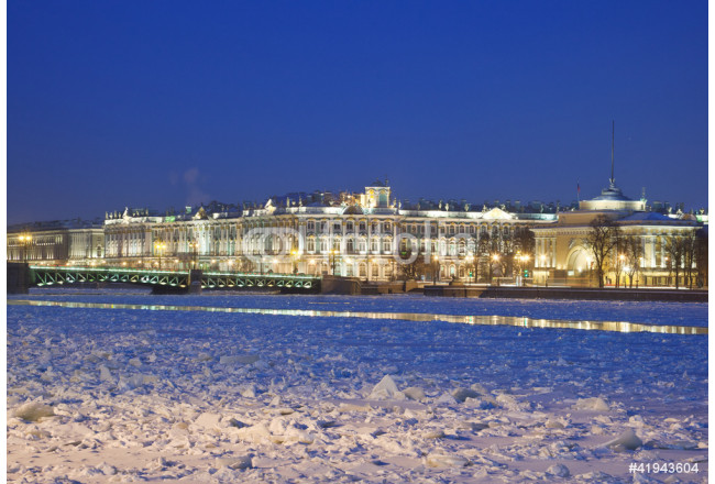 Winter palace. Saint-Petersburg. Russia 64239