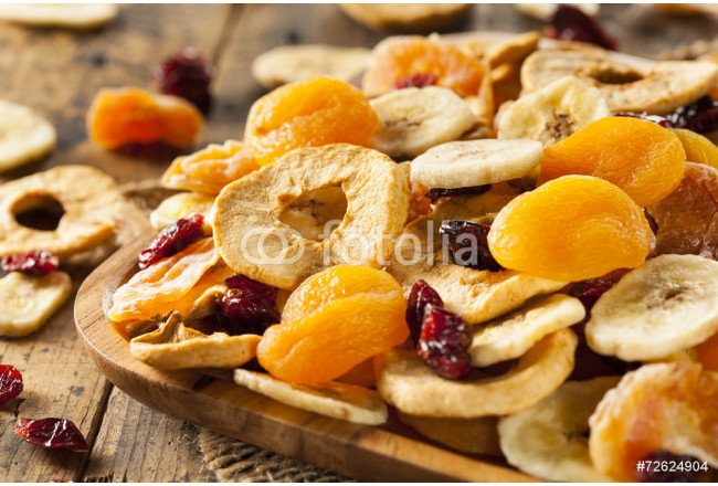 Organic Healthy Assorted Dried Fruit 64239