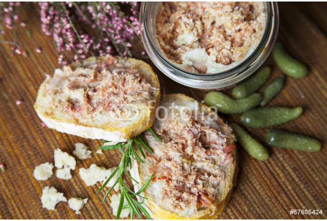 Quadro contemporaneo French rillettes 1 64239