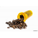 Coffee from the pill box concept - coffee as a stromg medication 64239