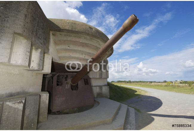 Battery of Longues sur Mer 64239
