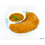 Sumptuous Chapatti and Dal meal 64239