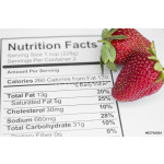 Nutrition facts 64239