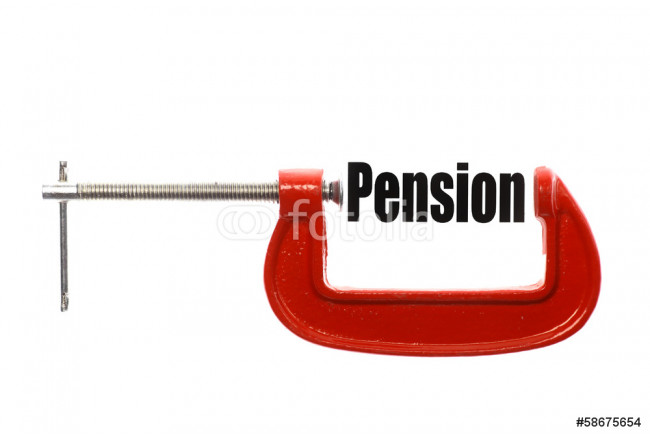 Compressing pension 64239