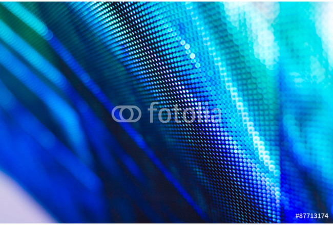 Led SMD screen close up 64239
