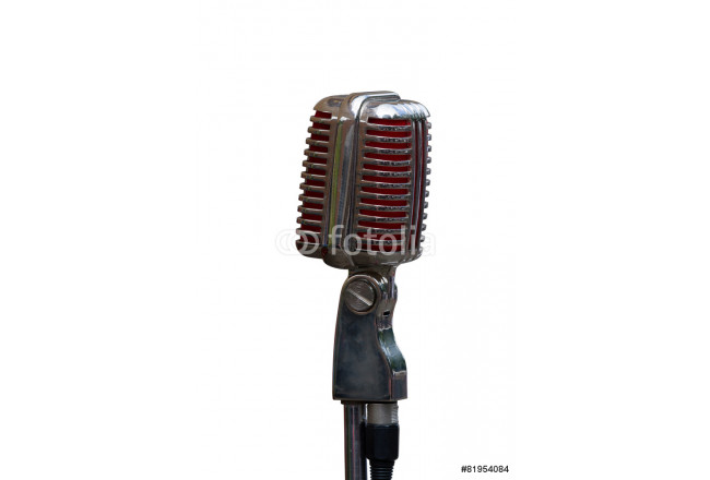 1940 era microphone 64239
