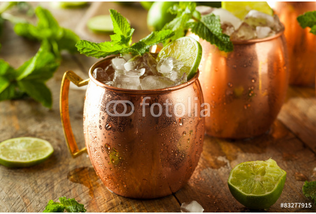 Icy Cold Moscow Mules 64239