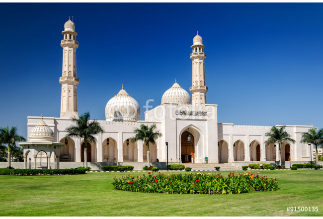Sultan Qaboos Grand Mosque, Salalah / The largest mosque in the southern part of Sultanate Oman 64239