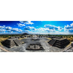 Avenue of the dead, Teotihuacan 64239