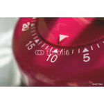Macro Of A Kitchen Egg Timer - 10 Minutes 64239