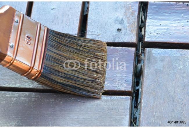Holzfußboden Streichen ~ Leinwandbild holzboden streichen die unikalen wohndekorationen für