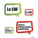 caisse d'allocations familliales - CAF 64239