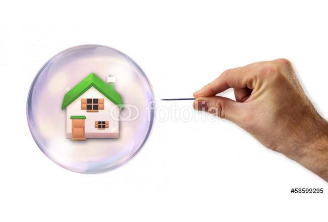 The housing bubble about to be exploited 64239