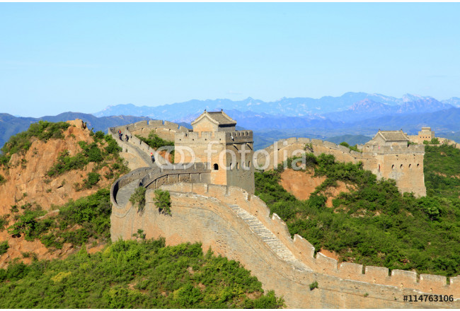 The Great Wall in China 64239