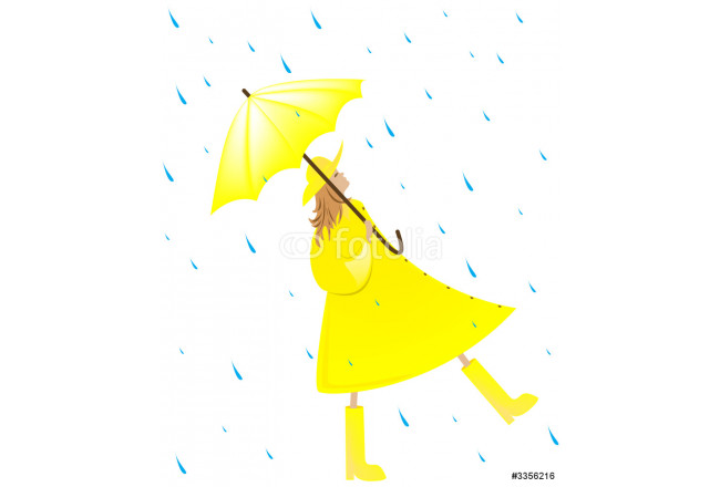 girl in the rain 64239
