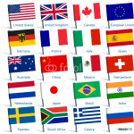 pin flags Popular 64239