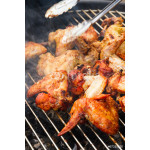 chicken wings on the grill garden barbecue party 64239