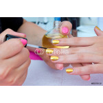 woman hand on manicure 64239