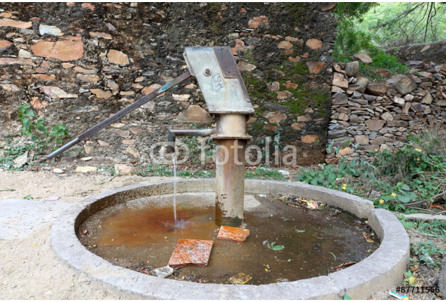 hand pump to pull under ground water in india 64239