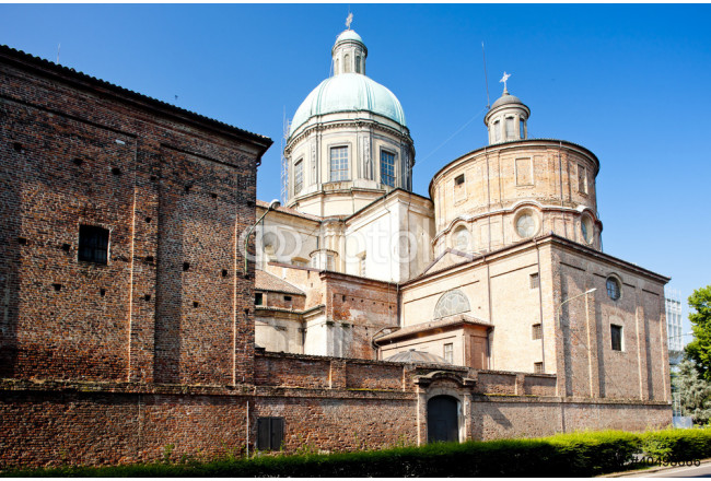 cathedral in Vercelli, Piedmont, Italy 64239