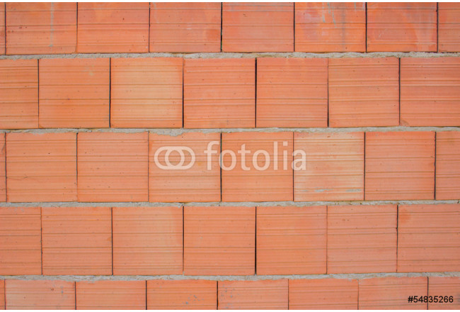 Clay Blocks Wall Background 64239
