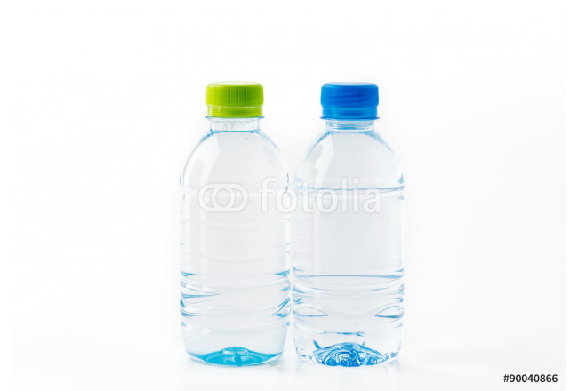 water bottle on white background 64239
