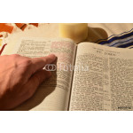 Hand on holy bible 64239