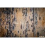 wooden plate with black from mold 64239