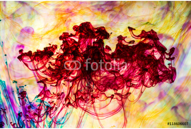 Colorful abstract background.