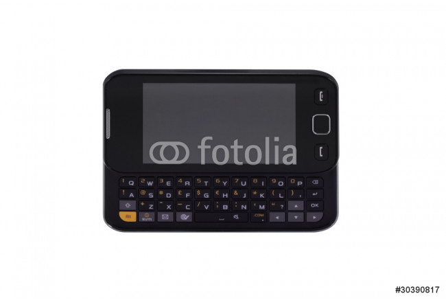 Mobile phone with the keyboard 64239