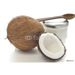 Coconut and organic coconut oil 64239