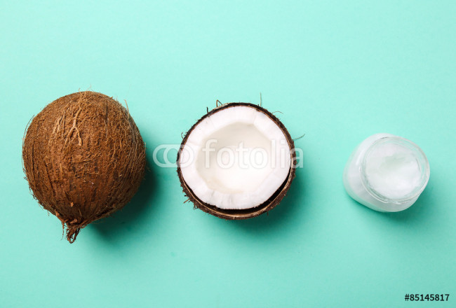 Art painting Coconut 64239