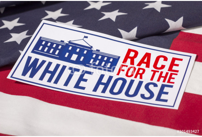 Race to the White House Presidential Election 64239