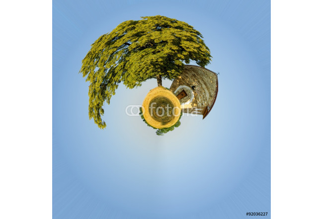 Tiny planet architecture 64239